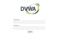 Damn Vulnerable Web Application (DVWA) 1.0.7 screenshot