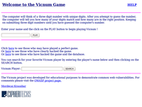 Vicnum 1.4 screenshot