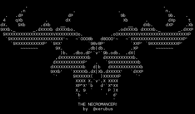 The Necromancer: 1 ~ VulnHub