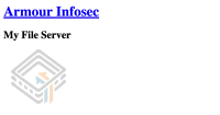 My Web Server 1 screenshot