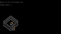Droopy v0.2 screenshot