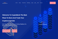 CryptoBank 1 screenshot
