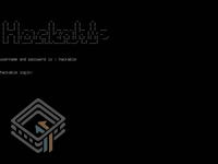 Hackable - Secret Hacker Vulnerable Web Application Server screenshot
