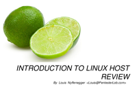 Pentester Lab Introduction to Linux Host Review screenshot