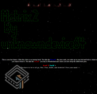 Matrix 2 screenshot