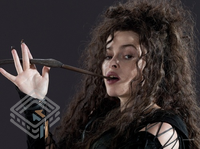 Hogwarts Bellatrix screenshot